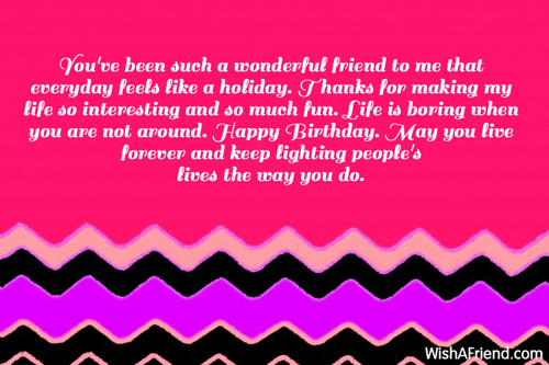 673 best friend birthday wishes