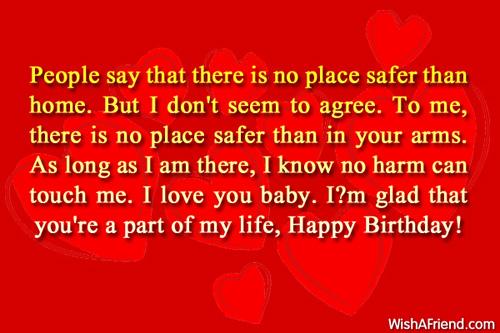 Birthday wishes for boyfriend 700 birthday wishes for boyfriend m4hsunfo