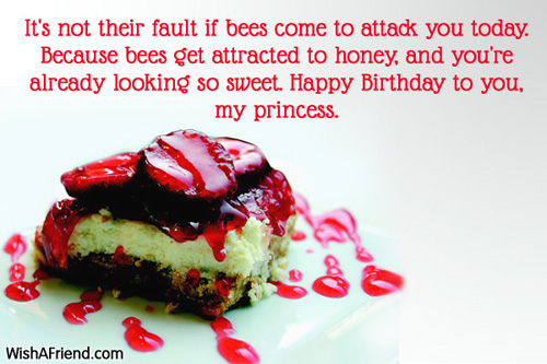 Funny Birthday Wishes For Your Girlfriend