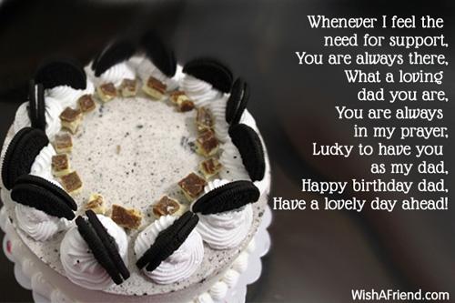 Birthday wishes for dad m4hsunfo