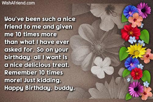 Humorous birthday wishes m4hsunfo
