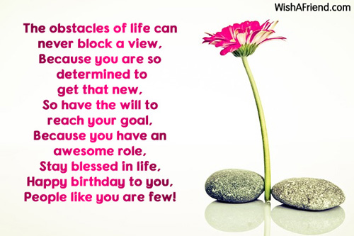 8855 inspirational birthday messages