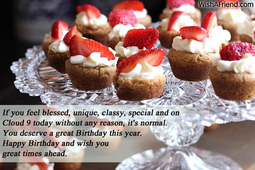 Happy Birthday Wishes Year Ahead ~ Happy birthday wishes