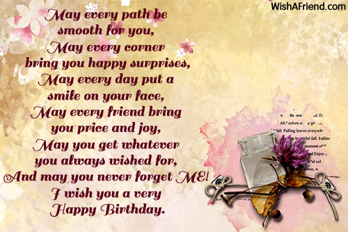 Birthday Quotes For Angry Friend : Happy birthday wishes