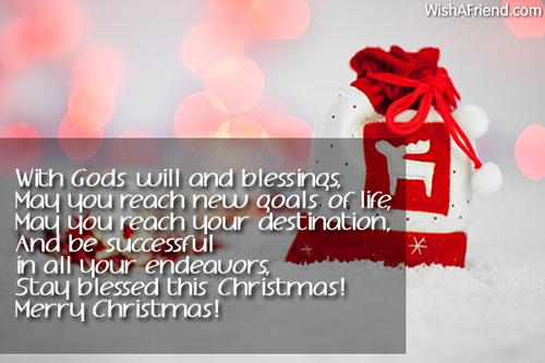 images of merry christmas blessings messages