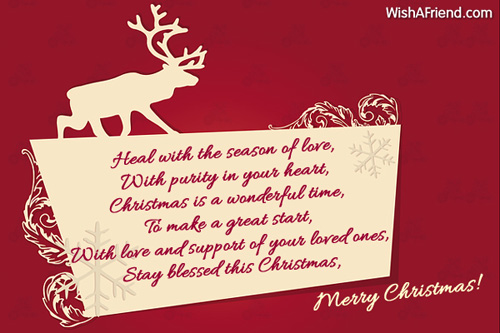 Christmas Blessing Quotes Delectable Christmas Blessings
