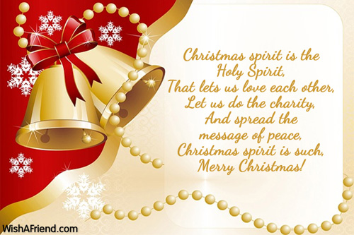 15 Christmas Quotes Religious: Christmas Spirit Is The Holy Spirit,, Religious Christmas
