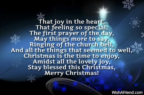10088 christian christmas poems