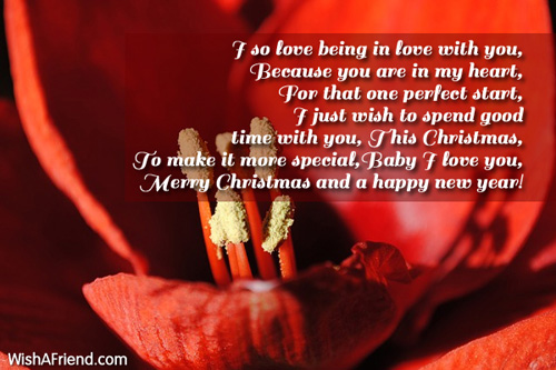 10117 christmas love messages