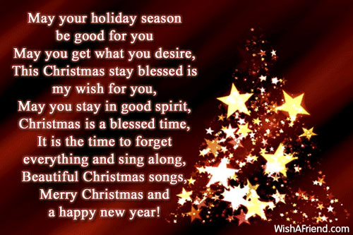 Short Christmas Poems.May Your Time Be Good Short Christmas Poem