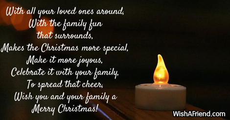 Christmas messages for family 16641 christmas messages for family with all your loved ones m4hsunfo