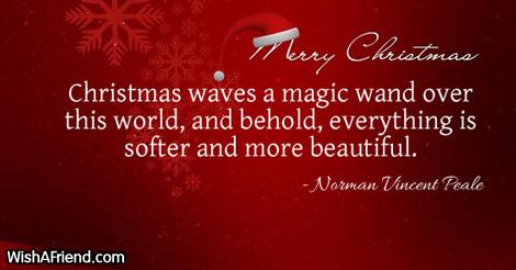 Inspirational Christmas Quotes