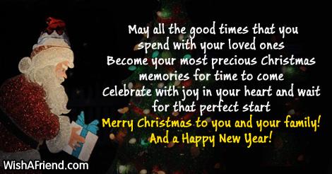 Christmas card messages 17470 christmas card messages m4hsunfo