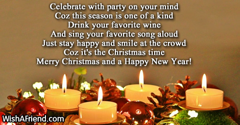 17491 funny christmas messages