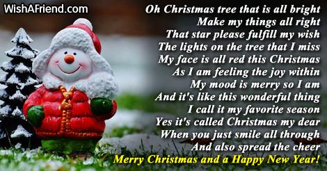 17535 funny christmas poems - Funny Christmas Poem