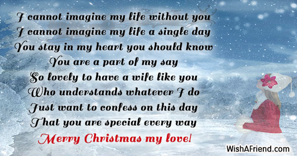 Christmas messages for wife 18833 christmas messages for wife m4hsunfo