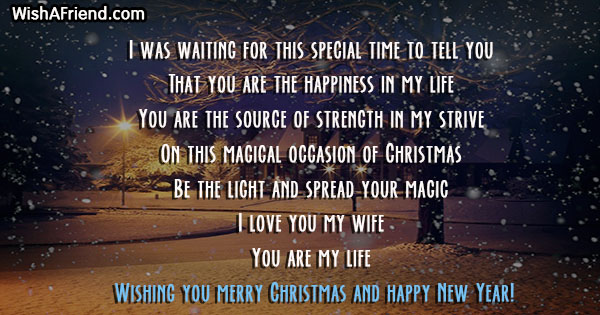 Christmas messages for wife 18838 christmas messages for wife m4hsunfo