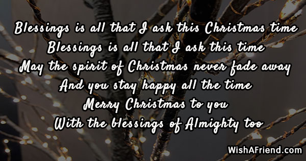 Religious Christmas Sayings