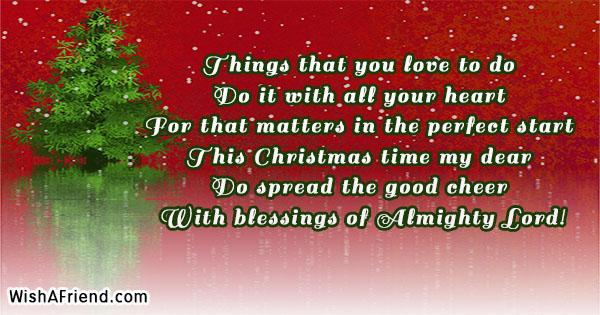 good christmas sayings