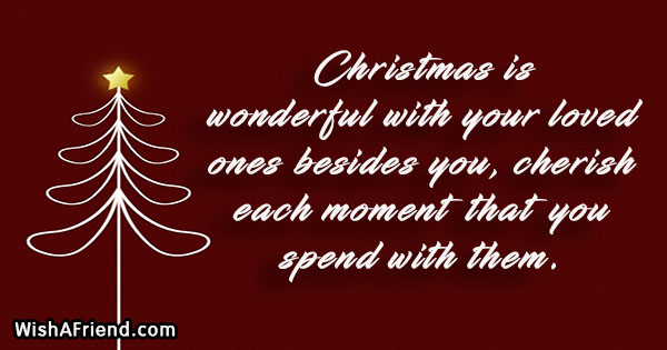 Christmas Thoughts.Christmas Is Wonderful With Your Loved Christmas Thoughts
