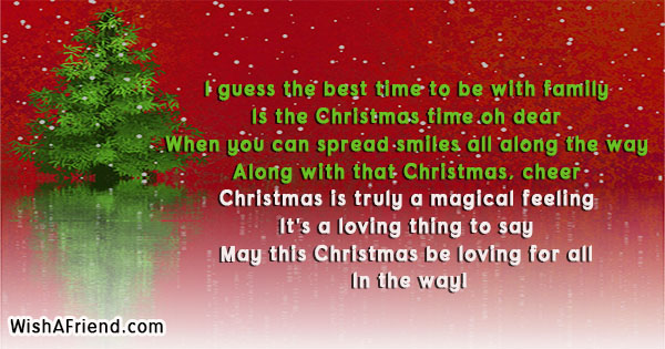 23292 christmas quotes for family