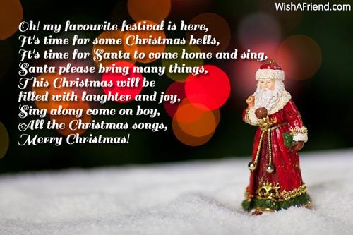 6315 christian christmas poems