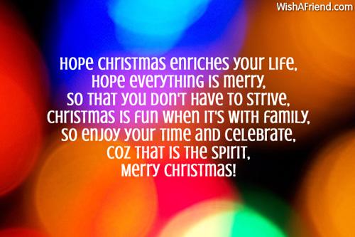 6316 christian christmas poems