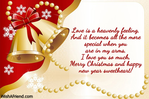 7159 christmas messages for girlfriend