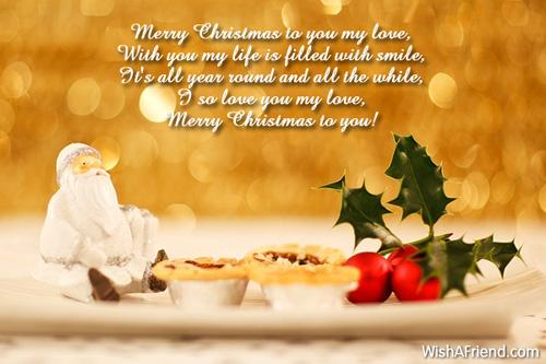 Terrific Christmas Messages For Boyfriend Easy Diy Christmas Decorations Tissureus