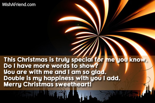 Christmas messages for girlfriend 7199 christmas messages for girlfriend m4hsunfo