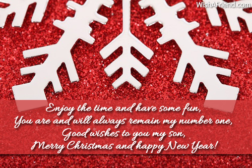 sentimental new year messages 2019 images 7216 christmas messages for son