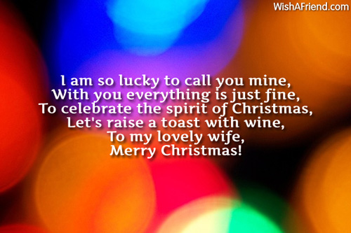 Christmas messages for wife 7244 christmas messages for wife m4hsunfo