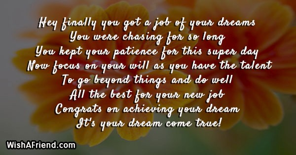 Congratulations for new job 21444 congratulations for new job thecheapjerseys Images