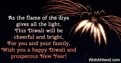 6442 diwali messages