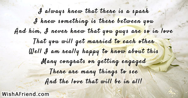 I always knew that there is engagement card message 23669 engagement card messages m4hsunfo