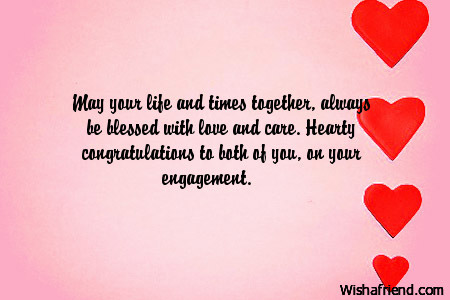 gallery for engaged couple quotes