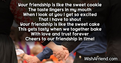 Funny Best Friend Poems Funny Friendshi...