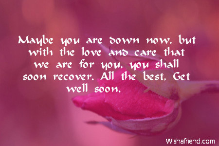 gallery for get well soon my love poem
