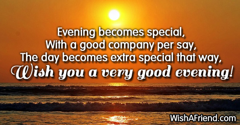Good evening messages 8237 good evening messages m4hsunfo