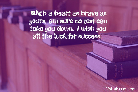 Good Luck For Exams – Best Wishes for Exams Cards