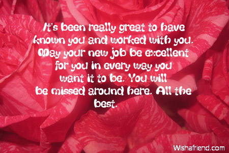 good luck you will be missed quotesart4search   art4search