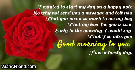 i sent you a message