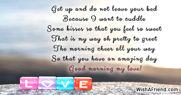 Good morning message for girlfriend get up and do not leave 22881 good morning messages for girlfriend m4hsunfo