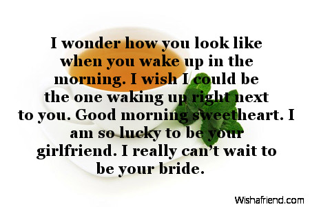 7425 Good Morning Messages For Boyfriend