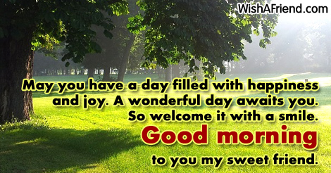 Sweet good morning messages 7860 sweet good morning messages m4hsunfo