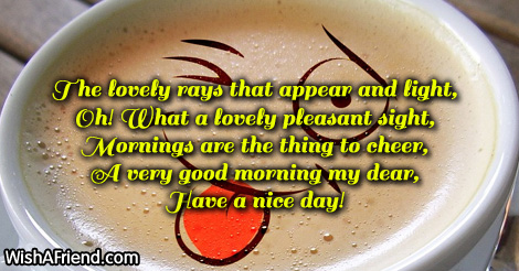 Cute good morning messages 8284 cute good morning messages m4hsunfo