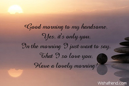8292 good morning messages for boyfriend