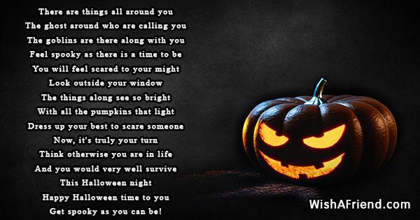 22407 Halloween Poems