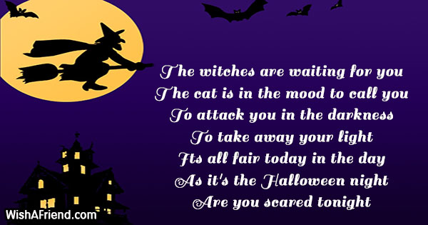 Lovely 22427 Halloween Quotes