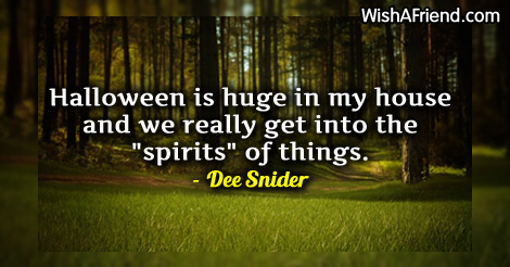 Halloween Customs Quotes  Quote Addicts